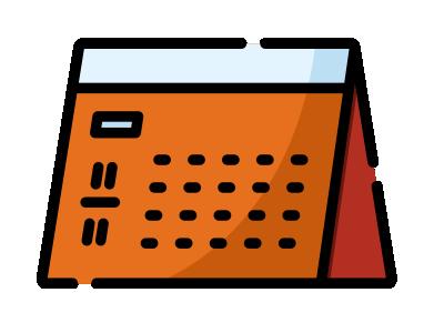 Заказать календари типография БАМ